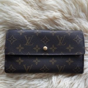 Louis Vuitton International Monogram wallet